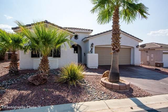 1420 Oakmont Ct, Mesquite, NV 89027 (MLS #1121631) :: RE/MAX Ridge Realty