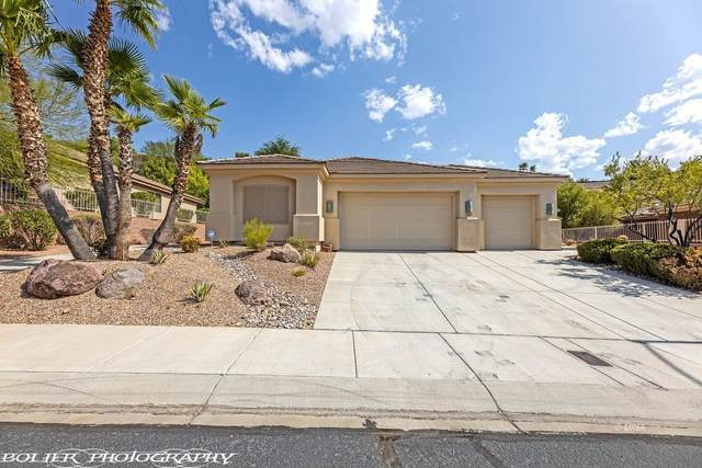 544 Highland View Ct, Mesquite, NV 89027 (MLS #1121637) :: RE/MAX Ridge Realty