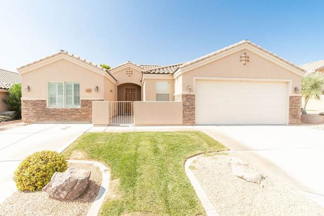 1309 Vista Del Monte Dr, Mesquite, NV 89027 (MLS #1121641) :: RE/MAX Ridge Realty
