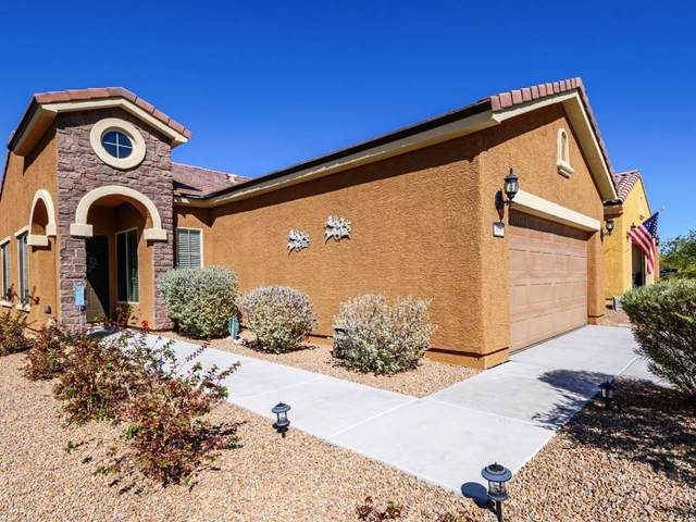 805 Country Grove Ln, Mesquite, NV 89034 (MLS #1121662) :: RE/MAX Ridge Realty