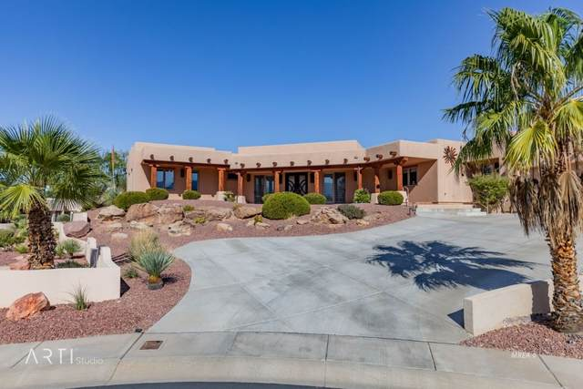 477 Terraces Ct, Mesquite, NV 89027 (MLS #1121682) :: RE/MAX Ridge Realty
