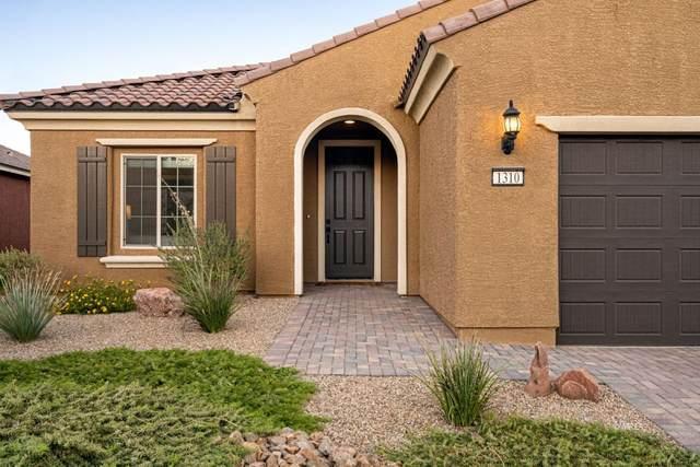 1310 Serenity Ridge Ct, Mesquite, NV 89034 (MLS #1121687) :: RE/MAX Ridge Realty