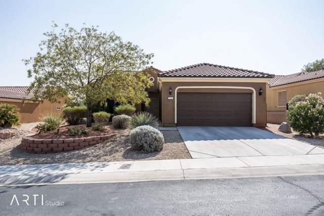 928 Roadrunner, Mesquite, NV 89034 (MLS #1121694) :: RE/MAX Ridge Realty