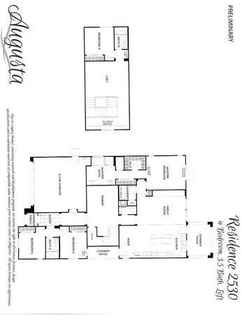 1311 Catalina Ridge, Mesquite, NV 89027 (MLS #1121716) :: RE/MAX Ridge Realty