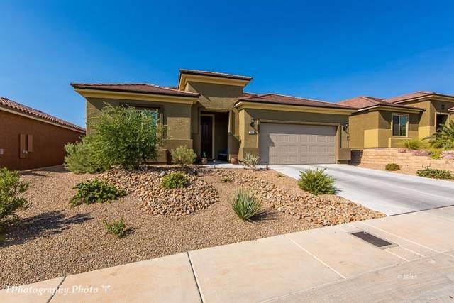 762 Bridle Path Ln, Mesquite, NV 89034 (MLS #1121721) :: RE/MAX Ridge Realty