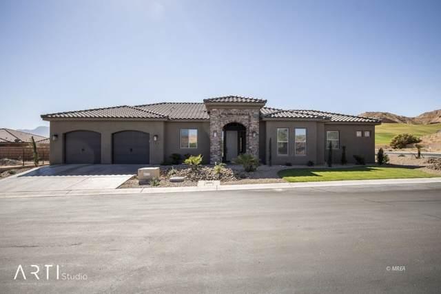 785 Tevoli Crescent, Mesquite, NV 89027 (MLS #1121734) :: RE/MAX Ridge Realty