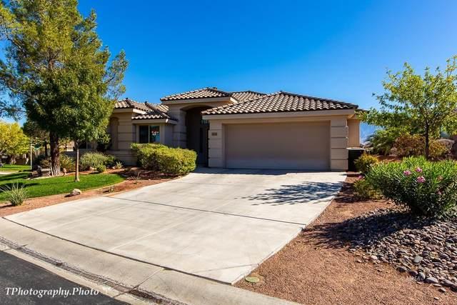 512 Rancho Santa Barbara Dr, Mesquite, NV 89027 (MLS #1121741) :: RE/MAX Ridge Realty