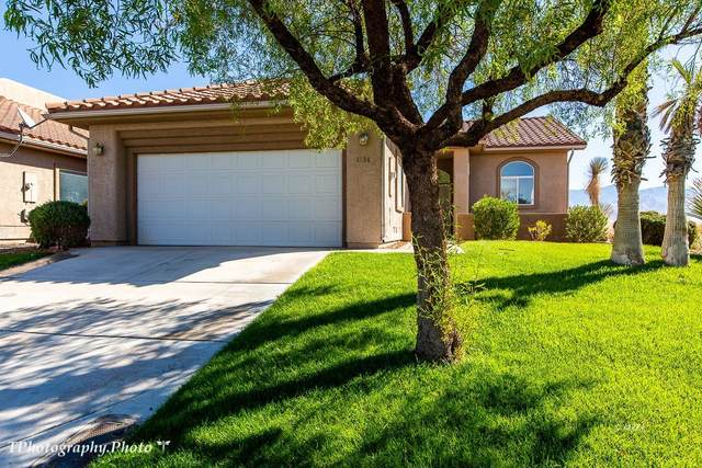 1034 Mohave Dr, Mesquite, NV 89027 (MLS #1121747) :: RE/MAX Ridge Realty