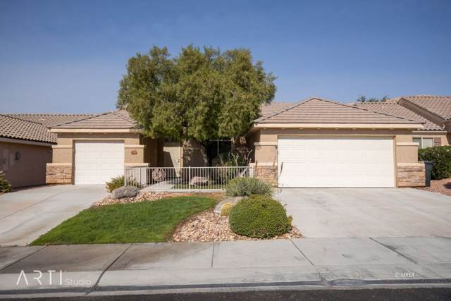 861 Falcon Glenn Dr, Mesquite, NV 89027 (MLS #1121767) :: RE/MAX Ridge Realty