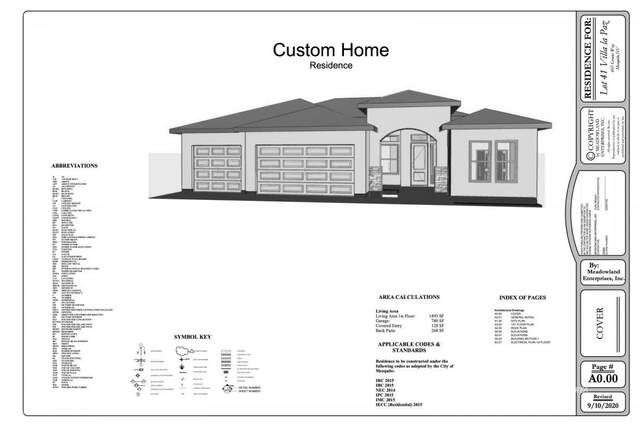 605 Greens Way, Mesquite, NV 89027 (MLS #1121771) :: RE/MAX Ridge Realty