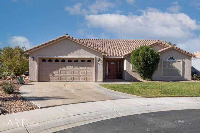 941 Via Carlotta Ct, Mesquite, NV 89027 (MLS #1121794) :: RE/MAX Ridge Realty