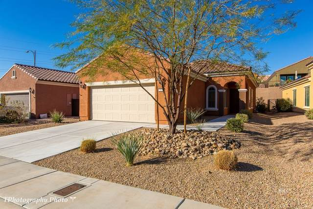 819 Bison Trail, Mesquite, NV 89034 (MLS #1121808) :: RE/MAX Ridge Realty