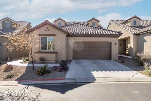 452 Verbena Ln, Mesquite, NV 89027 (MLS #1121813) :: RE/MAX Ridge Realty