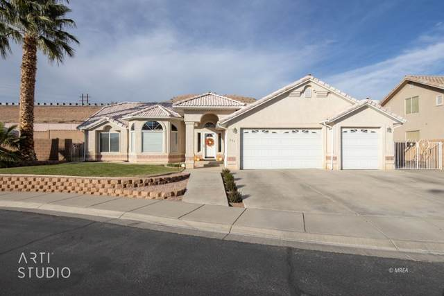 361 N Camellia Cir, Mesquite, NV 89027 (MLS #1121827) :: RE/MAX Ridge Realty