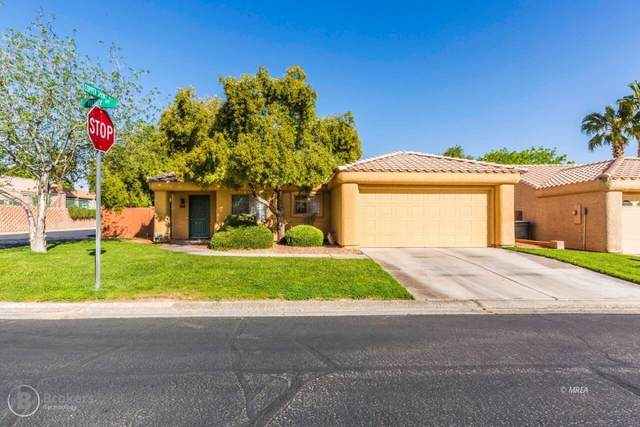529 Ruby Dr, Mesquite, NV 89027 (MLS #1121828) :: RE/MAX Ridge Realty