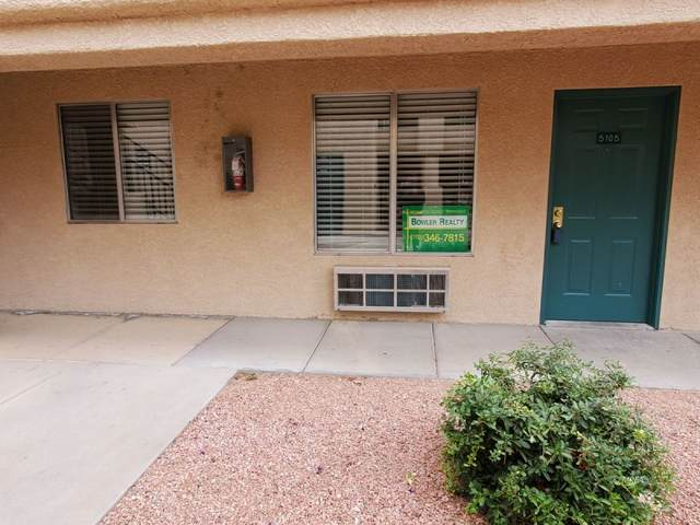 100 Pulsipher Ln #5105, Mesquite, NV 89027 (MLS #1121835) :: RE/MAX Ridge Realty