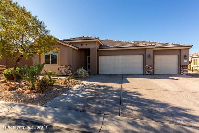 1377 Stone Haven St, Mesquite, NV 89027 (MLS #1121842) :: RE/MAX Ridge Realty