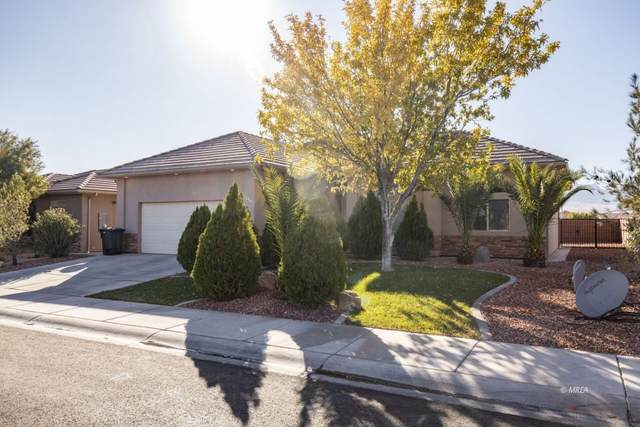 514 Pinyon Ln, Mesquite, NV 89027 (MLS #1121860) :: RE/MAX Ridge Realty