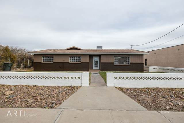 20 N Willow St, Mesquite, NV 89027 (MLS #1121872) :: RE/MAX Ridge Realty