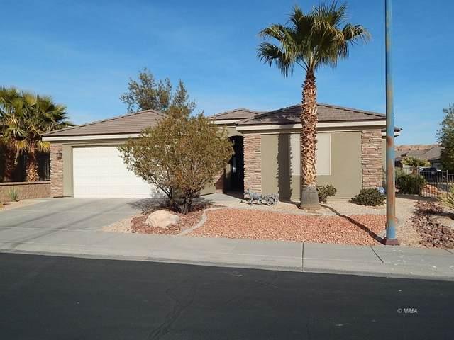 1540 Saddle Way, Mesquite, NV 89027 (MLS #1121931) :: RE/MAX Ridge Realty