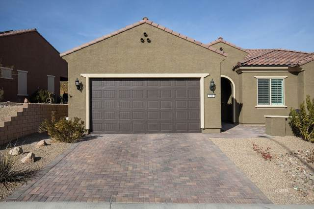 841 Bridle Path Ln, Mesquite, NV 89034 (MLS #1121942) :: RE/MAX Ridge Realty