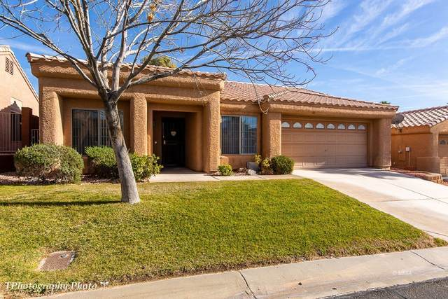 988 Jade St, Mesquite, NV 89027 (MLS #1121951) :: RE/MAX Ridge Realty