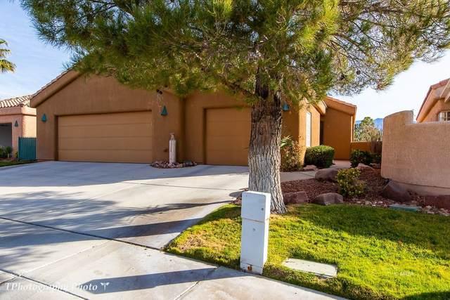 226 Pinnacle Ct, Mesquite, NV 89027 (MLS #1121952) :: RE/MAX Ridge Realty