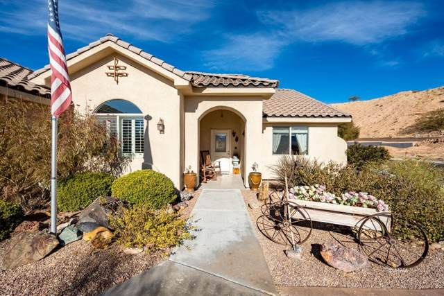 835 Sagedell Rd, Mesquite, NV 89027 (MLS #1121954) :: RE/MAX Ridge Realty