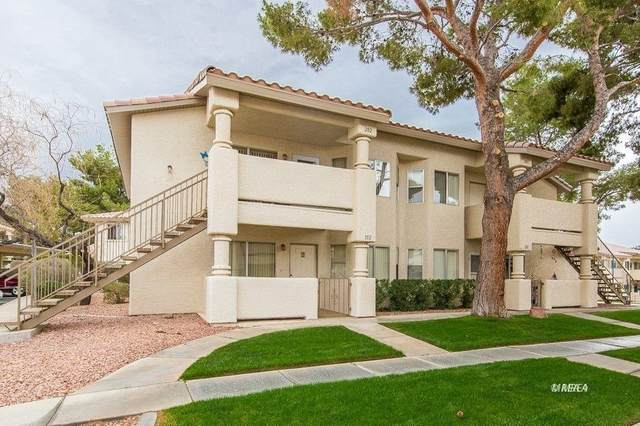 453 Mesa Blvd. #202, Mesquite, NV 89027 (MLS #1121968) :: RE/MAX Ridge Realty