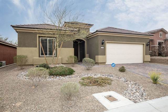1238 Rainbow Ridge, Mesquite, NV 89034 (MLS #1122058) :: RE/MAX Ridge Realty