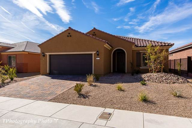 957 Emerald Pool Bluff, Mesquite, NV 89034 (MLS #1122103) :: RE/MAX Ridge Realty