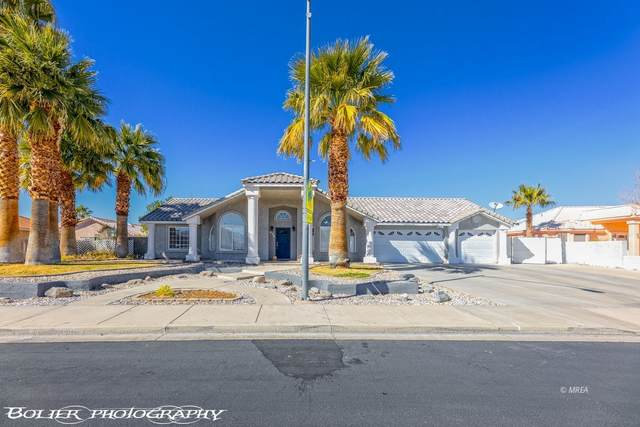 925 Valley View Dr, Mesquite, NV 89027 (MLS #1122104) :: RE/MAX Ridge Realty
