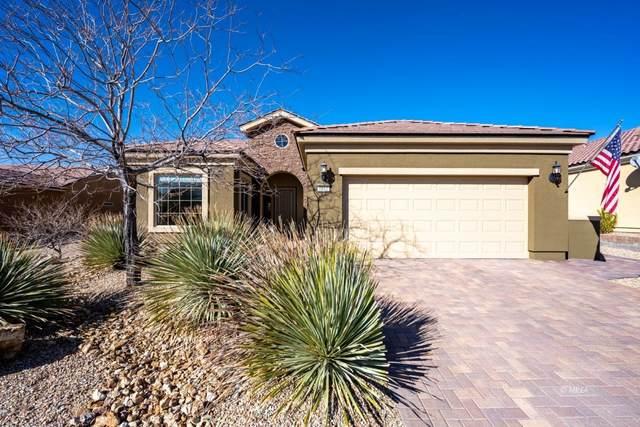 1011 Blazing Star Xing, Mesquite, NV 89034 (MLS #1122111) :: RE/MAX Ridge Realty