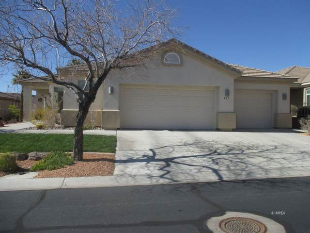 487 Highland View Ct, Mesquite, NV 89027 (MLS #1122116) :: RE/MAX Ridge Realty