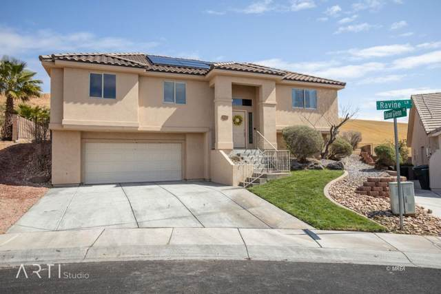 406 Ravine Ln, Mesquite, NV 89027 (MLS #1122207) :: RE/MAX Ridge Realty