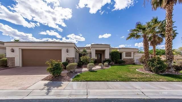 635 Lakeridge Ct., Mesquite, NV 89027 (MLS #1122250) :: RE/MAX Ridge Realty