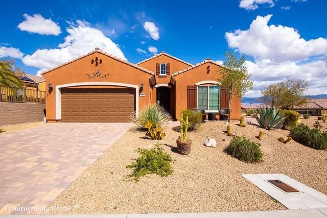 942 Blazing Star Xing, Mesquite, NV 89034 (MLS #1122275) :: RE/MAX Ridge Realty