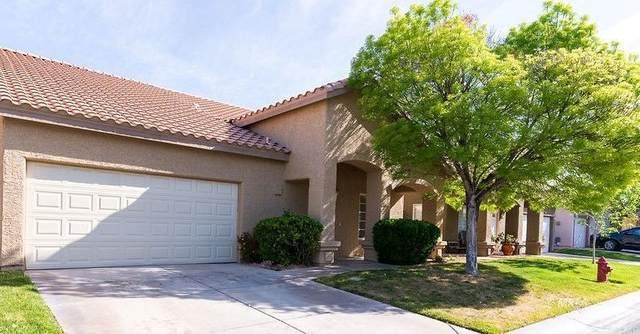 871 Jackrabbit St, Mesquite, NV 89027 (MLS #1122304) :: RE/MAX Ridge Realty