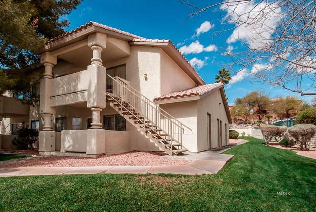 463 Mesa Blvd #201, Mesquite, NV 89027 (MLS #1122309) :: RE/MAX Ridge Realty