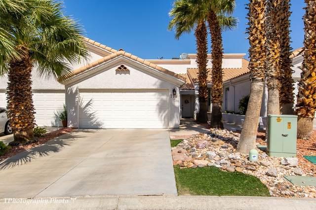 719 Mesa Springs Dr, Mesquite, NV 89027 (MLS #1122312) :: RE/MAX Ridge Realty