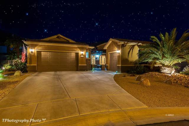 1539 Ice Box Canyon, Mesquite, NV 89034 (MLS #1122319) :: RE/MAX Ridge Realty