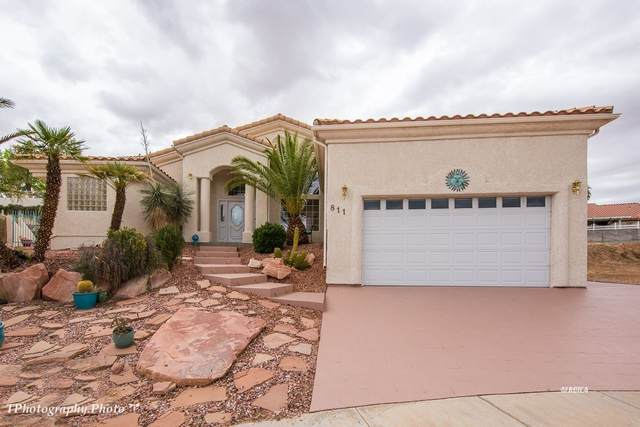 811 Palomino Cir, Mesquite, NV 89027 (MLS #1122321) :: RE/MAX Ridge Realty