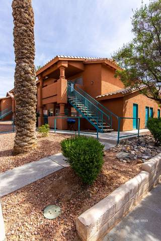 863 Mesquite Springs Dr #201, Mesquite, NV 89027 (MLS #1122330) :: RE/MAX Ridge Realty
