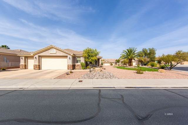1019 Highland Hills Dr, Mesquite, NV 89027 (MLS #1122344) :: RE/MAX Ridge Realty