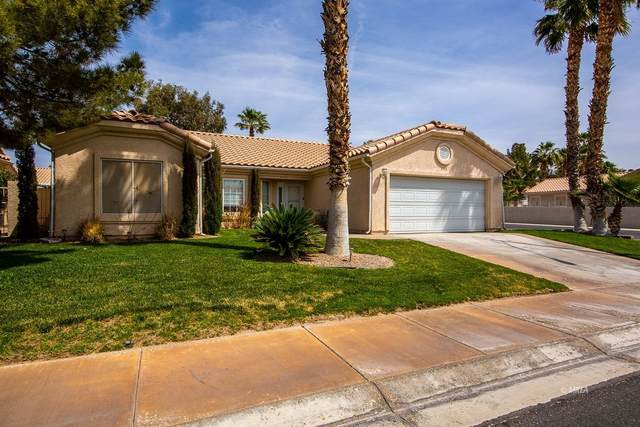 593 Palos Verdes Cir, Mesquite, NV 89027 (MLS #1122345) :: RE/MAX Ridge Realty