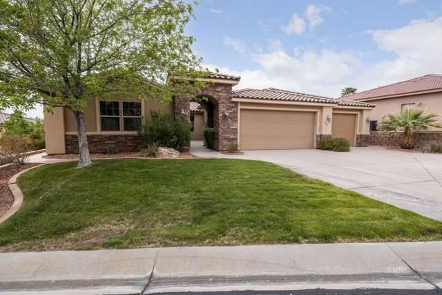 933 Carrera Court, Mesquite, NV 89027 (MLS #1122372) :: RE/MAX Ridge Realty