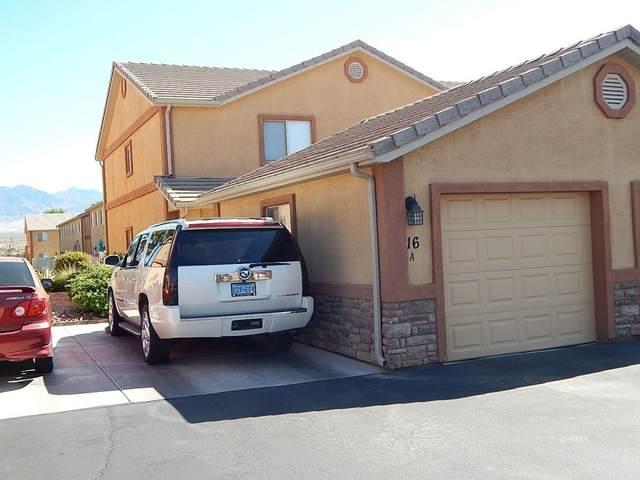 717 W Hafen Ln 16 A, Mesquite, NV 89027 (MLS #1122417) :: RE/MAX Ridge Realty