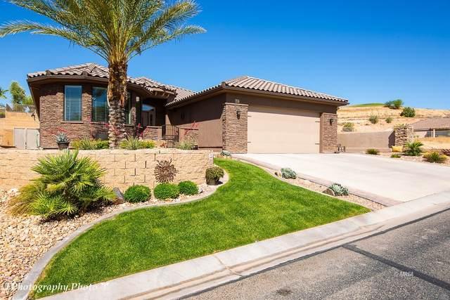 467 Apogee Crest, Mesquite, NV 89027 (MLS #1122419) :: RE/MAX Ridge Realty