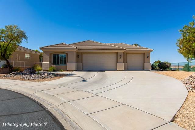 432 Highland View Ct, Mesquite, NV 89027 (MLS #1122420) :: RE/MAX Ridge Realty