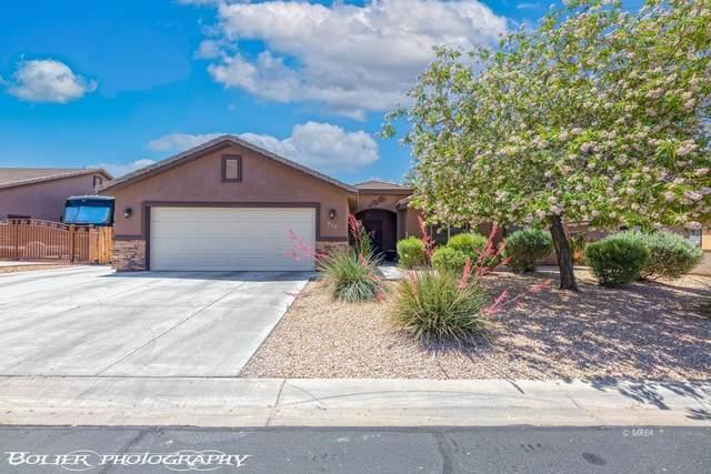 838 Santa Maria Way, Mesquite, NV 89027 (MLS #1122423) :: RE/MAX Ridge Realty